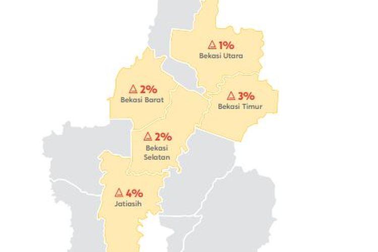 Bekasi Timur Sasaran Empuk Investor Properti