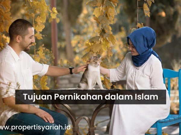 Tujuan Pernikahan dalam Islam dan Dalilnya yang Penting Dipahami