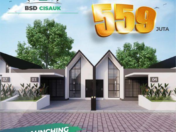 Al Fath Cisauk BSD Tangerang, Rumah Syariah Siap Bangun