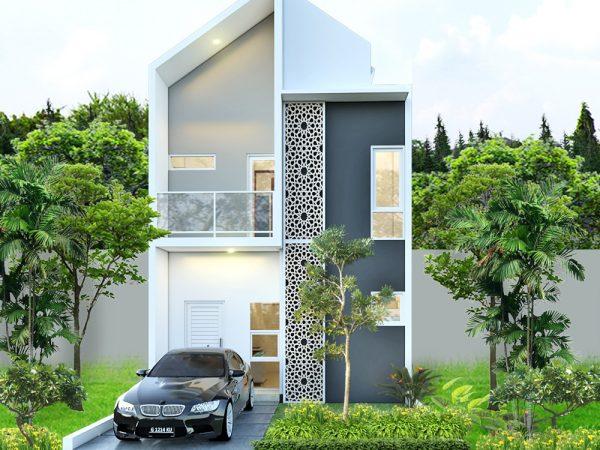 Rumah Syariah Cileungsi Cluster Evergreen Bogor Jawa Barat